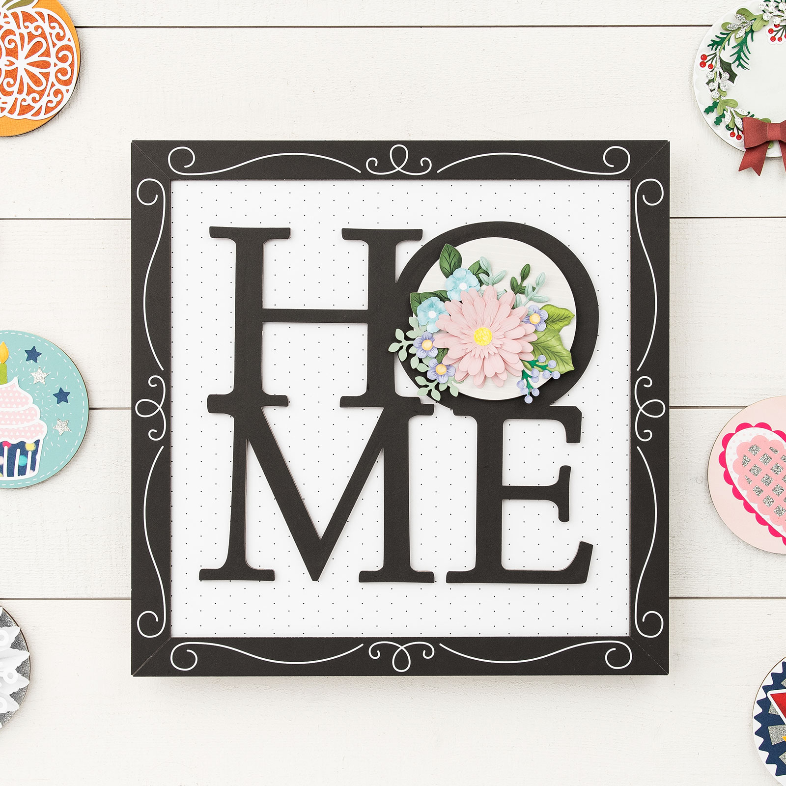 Close To My Heart's January Promotion: Home Sweet Home