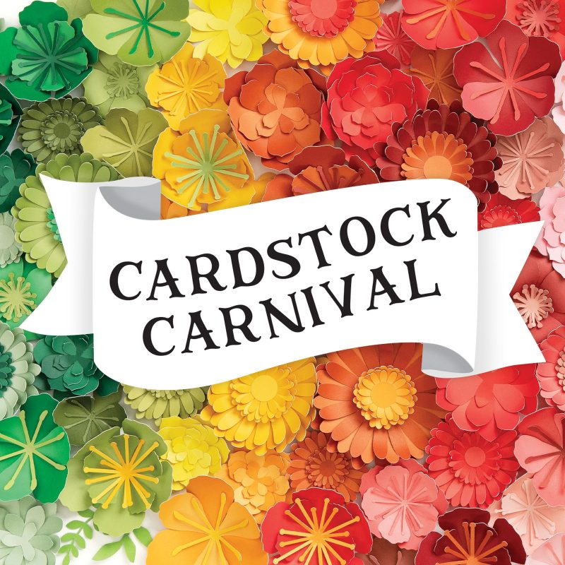 Close to My Heart March Promotion – Cardstock Carnival