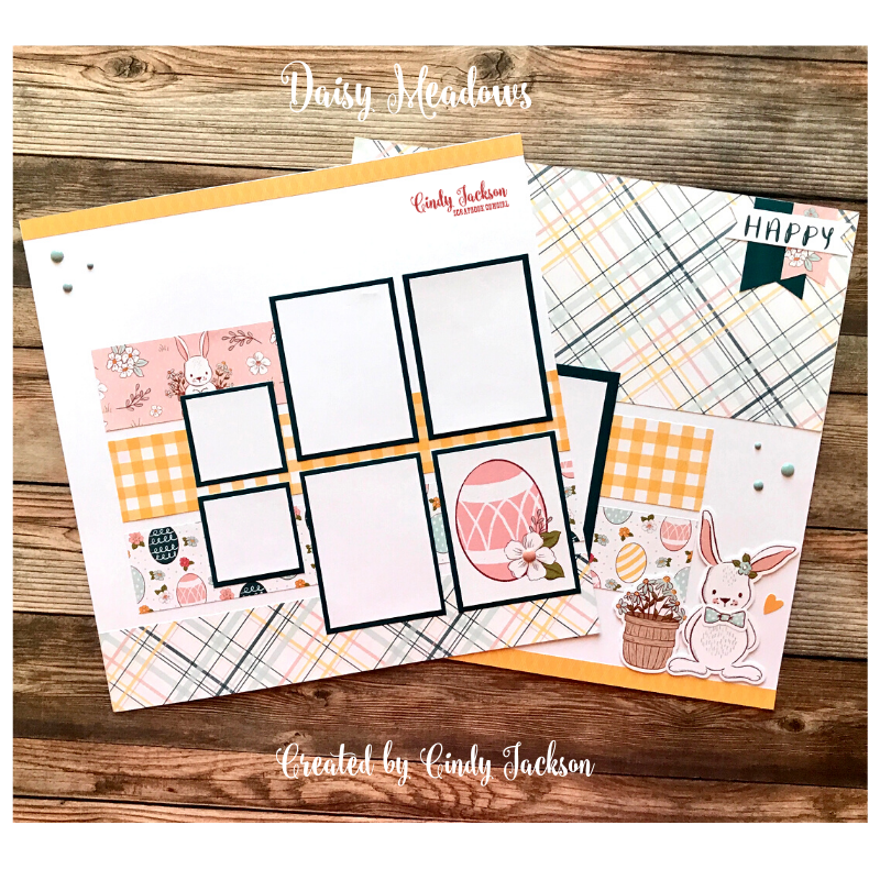March Kit of the Month: Daisy Meadows