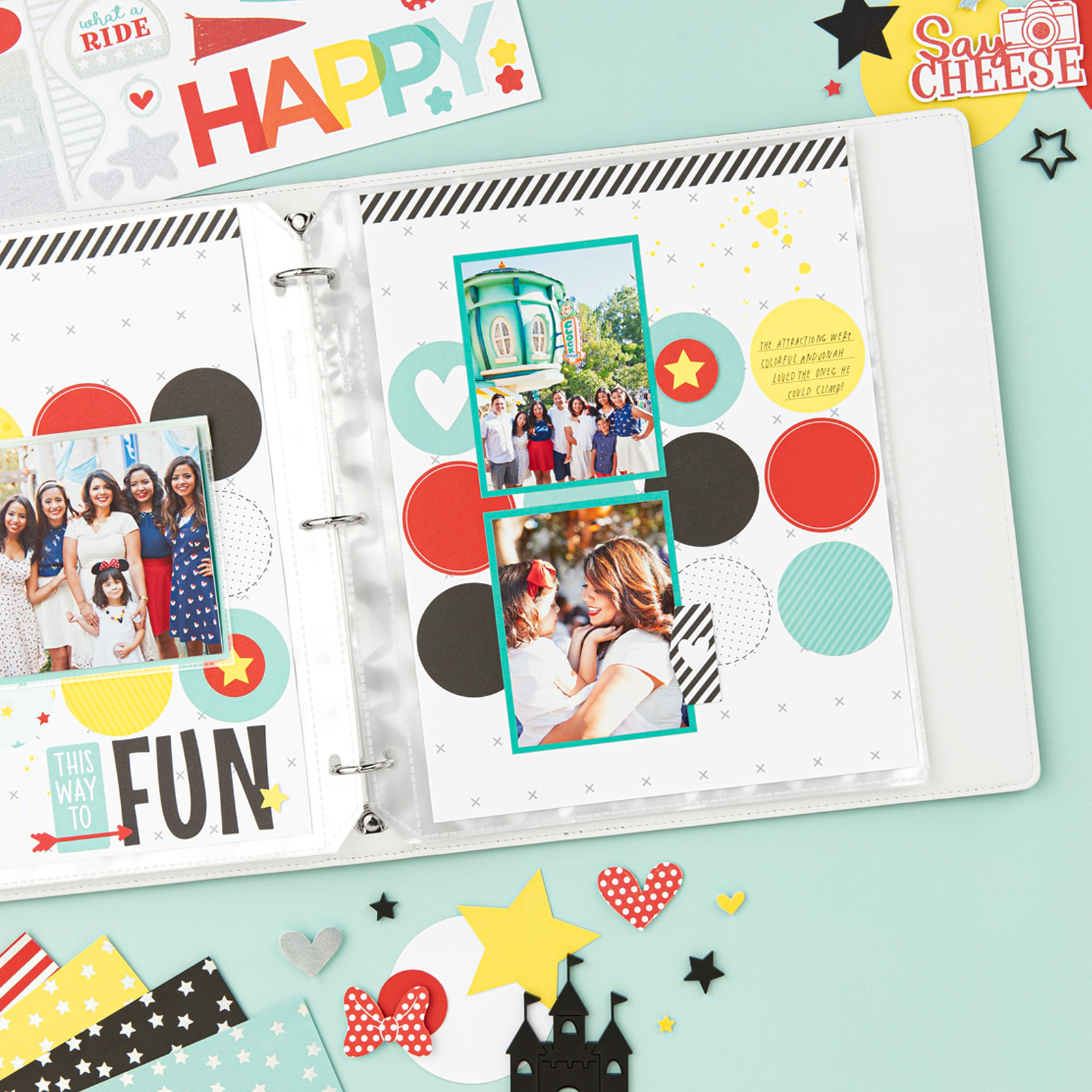 Close to My Heart June Promotion – Return to The Happiest Place