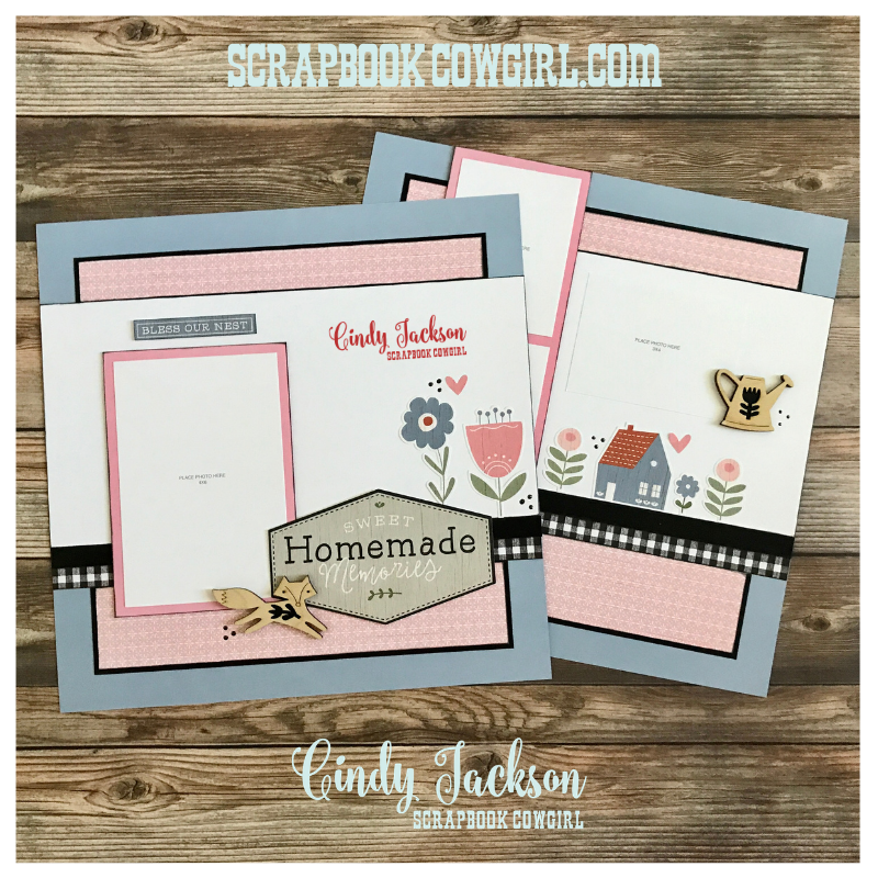 May Kit of the Month: Hillside Cottage