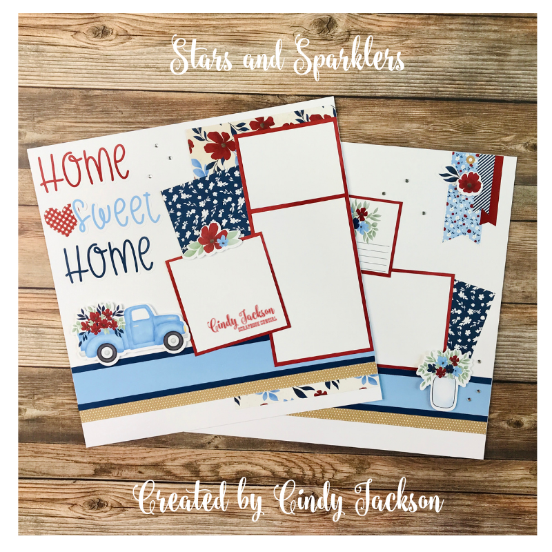 June Kit of the Month: Stars and Sparklers